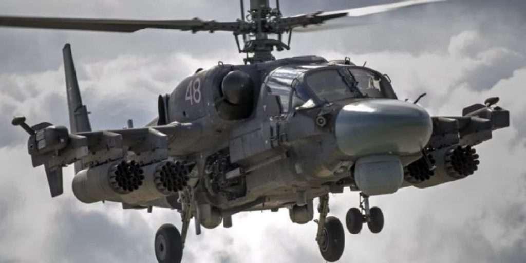 Ka-52M | Τίθεται σύντομα σε υπηρεσία ο αναβαθμισμένος ρωσικός «Αλιγάτορας»