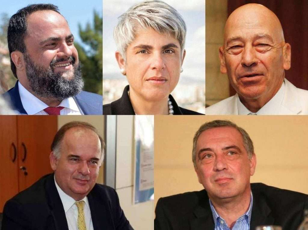 Tι είπαν για το μέλλον της ναυτιλίας οι:Μαρινάκης, Φράγκου, Προκοπίου, Τσάκος και Παππάς