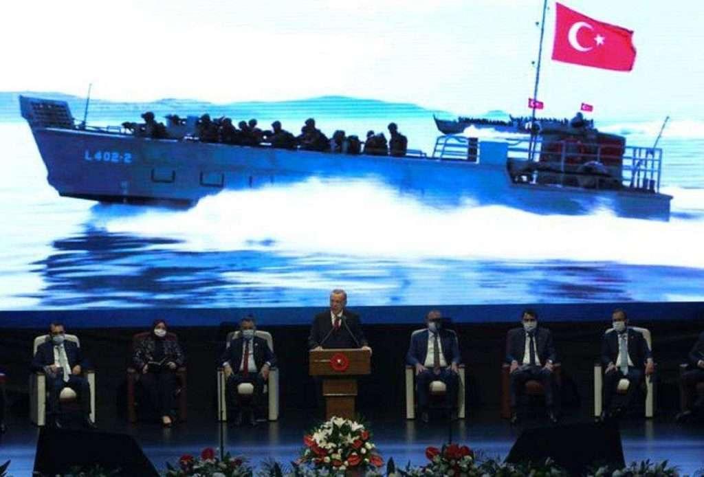 Τουρκική προκλητικότητα στο Αιγαίο: Και τώρα τι; το διεθνές δίκαιο  εύκολα καταστρατηγείται από το δίκαιο της ισχύος.