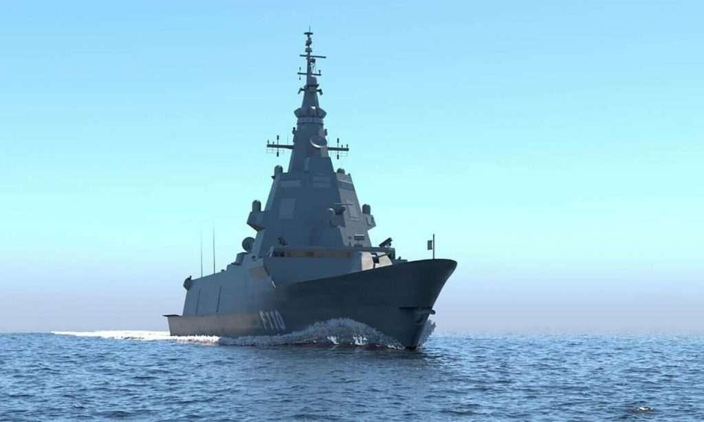 Navantia | H ισπανική πρόταση για τις φρεγάτες του ΠΝ (F-110) | Έμφαση στην ελληνική ναυπηγική βιομηχανία