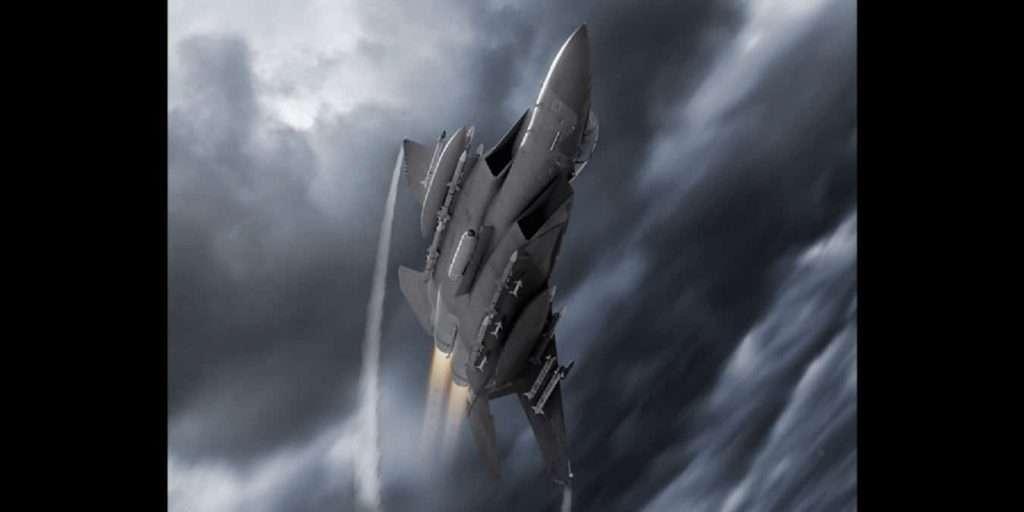 Ψήφος εμπιστοσύνης των F-15 στην Ελληνική Πολεμική Αεροπορία | Η «οργή του Ποσειδώνα»