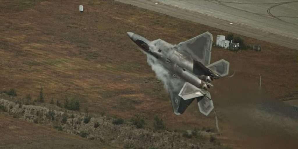 F 22 Usaf