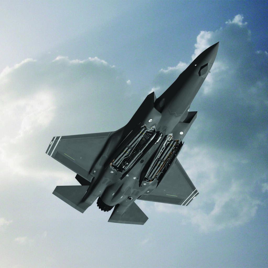 F 35B Meteor Spear