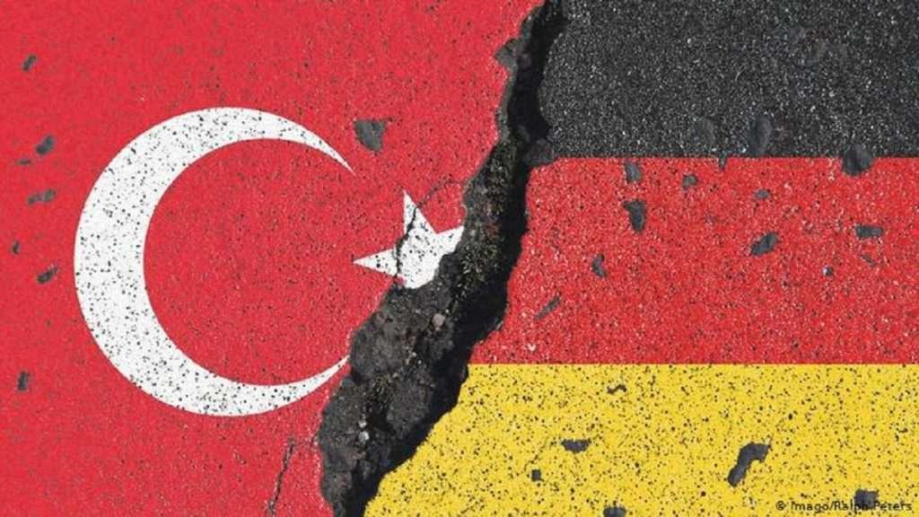 GERMANIA TOURKIA GERMANY TURKEY