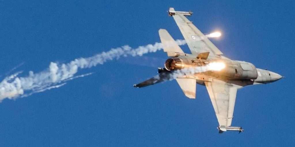 HAF F 16