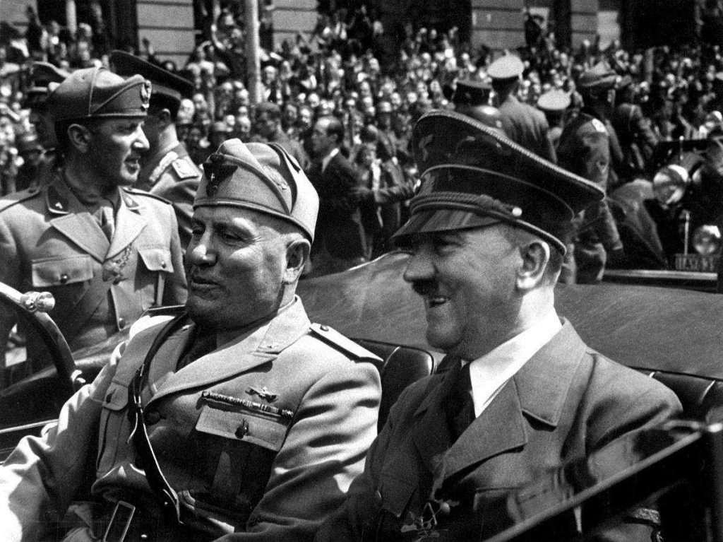 Τι είναι φασισμός; Τι είναι ναζισμός; Τι σημαίνει ακροδεξιός;