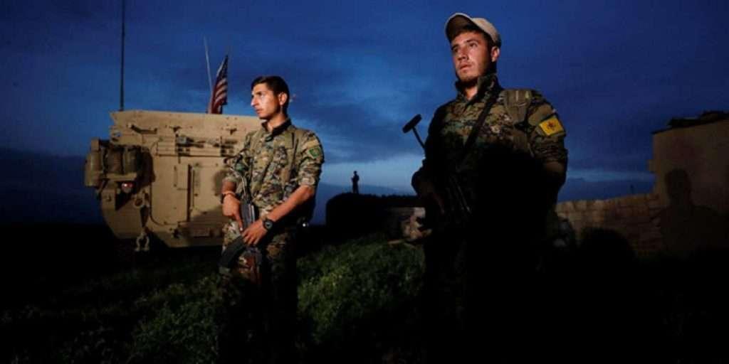 """Κούρδοι μαχητές """"θέρισαν"""" τουρκικές στρατιωτικές θέσεις στη Συρία"""