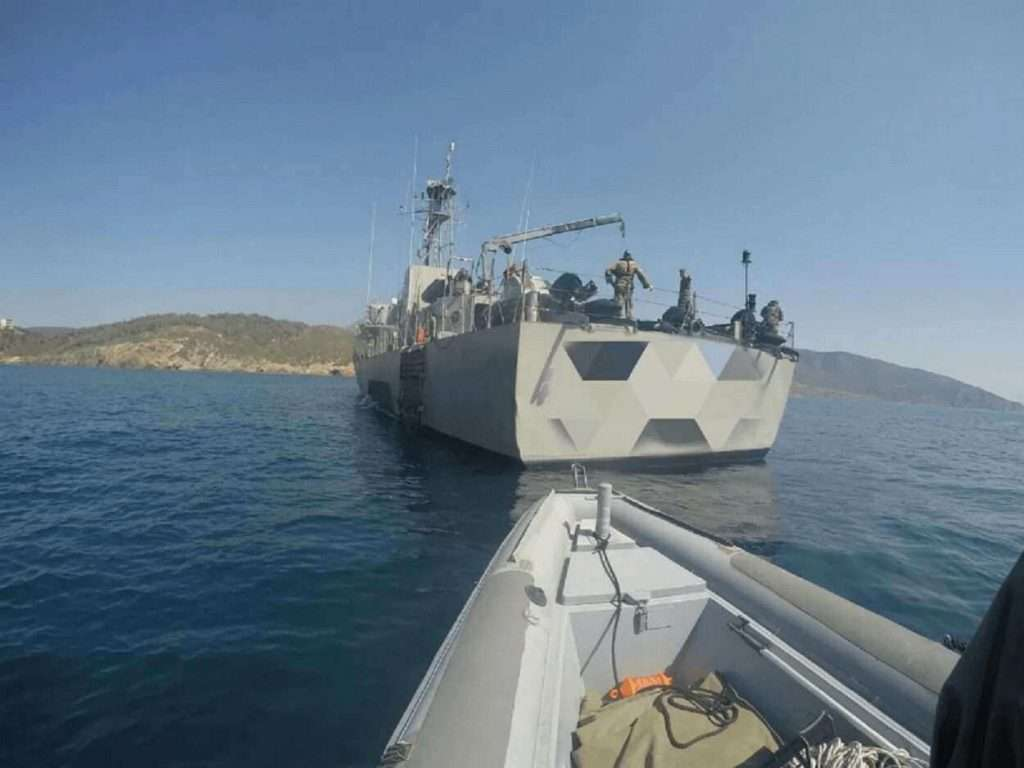 Frontex | Tουρκικές ακταιωροί παραβίασαν τα ελληνικά χωρικά ύδατα το διήμερο 26 και 27 Απριλίου