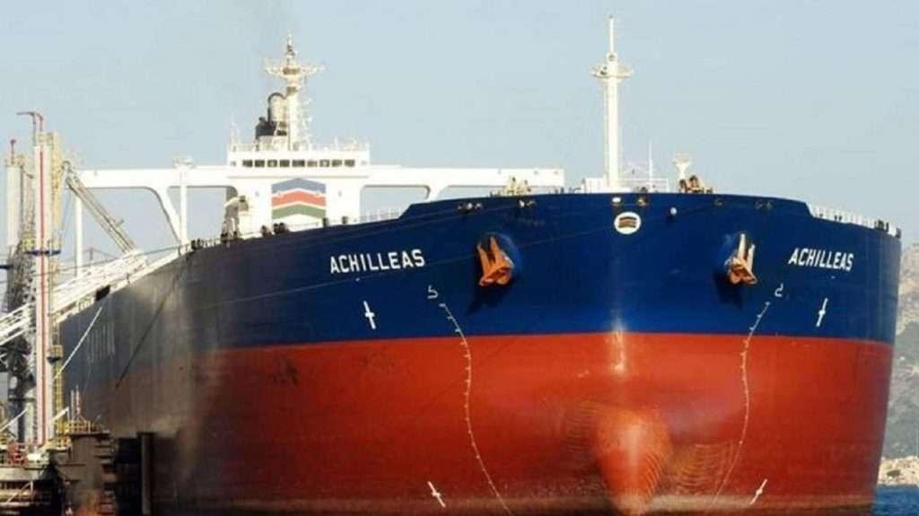 «Achilleas» | Γιατί το τάνκερ «Achilleas» συμφερόντων Μαρινάκη βρέθηκε στο στόχαστρο των ΗΠΑ