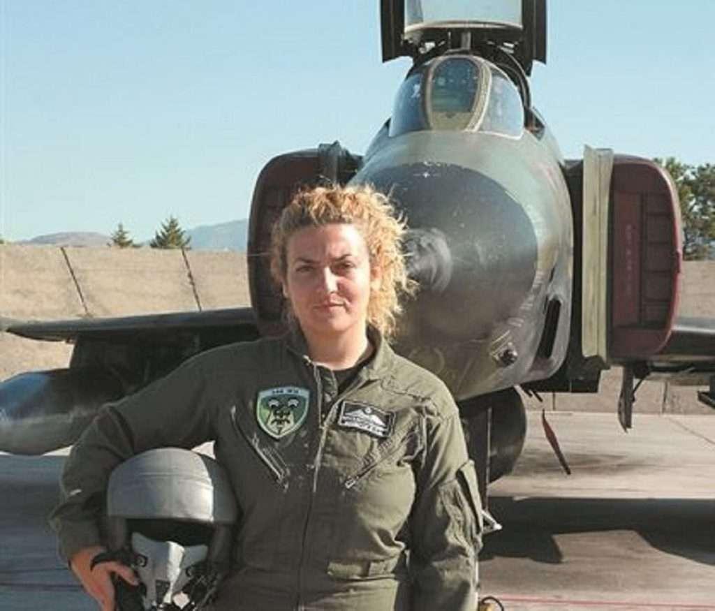 Γυναίκες πιλότοι | Ρίχνονται στη μάχη του Αιγαίου κατά των τουρκικών μαχητικών