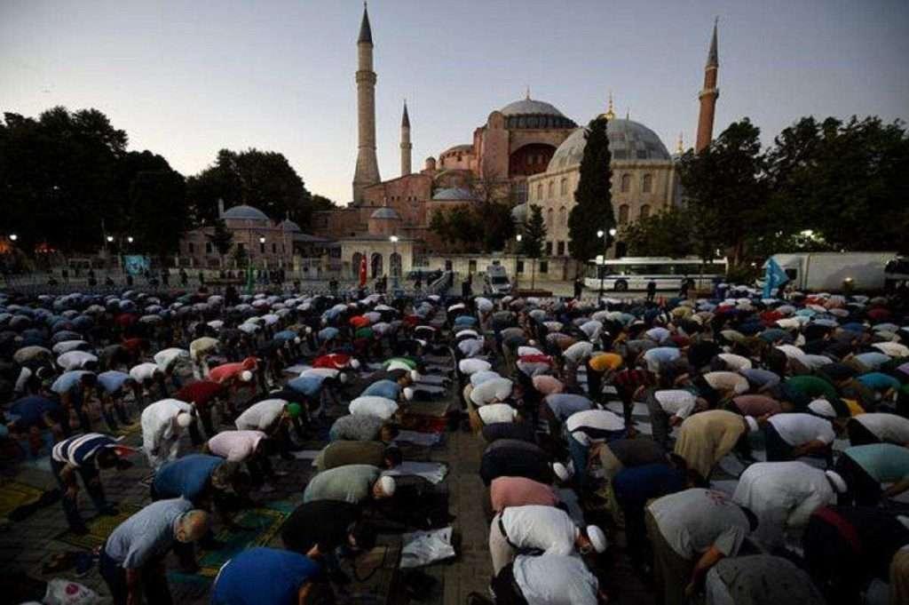 Αγιά Σοφιά κι Ερντογάν : Ορόσημο της θρησκευτικό – γεωπολιτικής στρατηγικής του Τούρκου Προέδρου