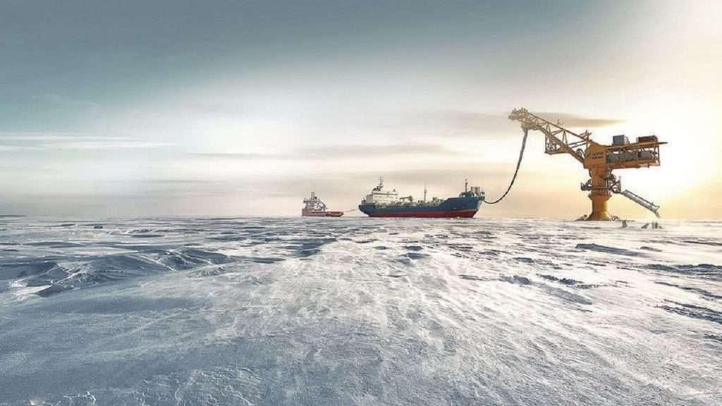 Αρκτική | 'Πόλεμος' υπερδυνάμεων για τον έλεγχο της Αρκτικής