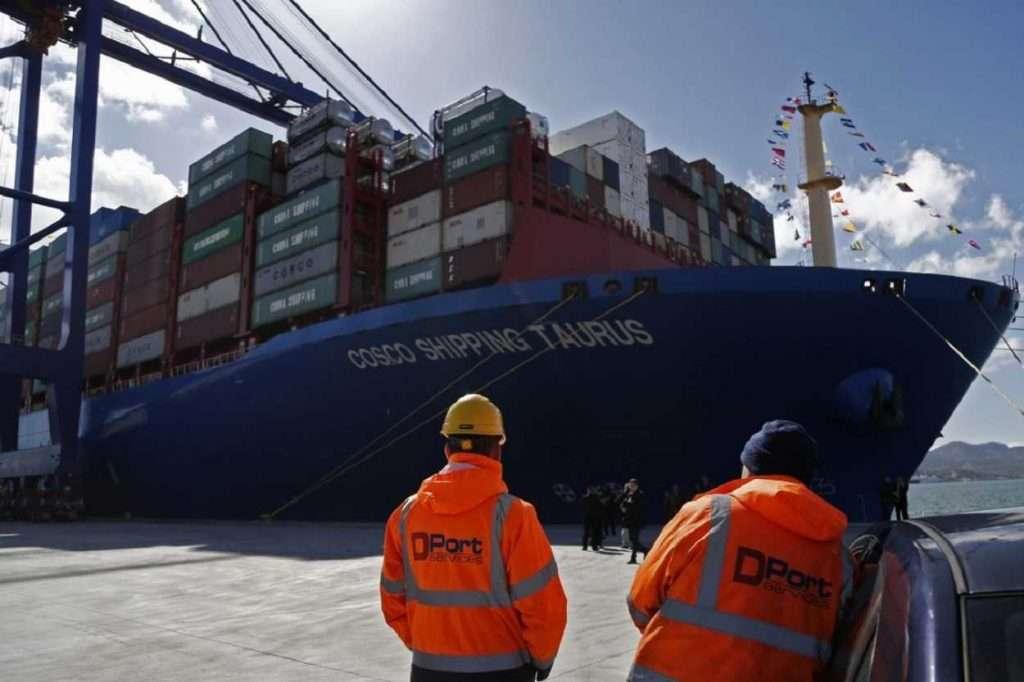 DW: Στο λιμάνι του Πειραιά έφτασε ο Δρόμος του Μεταξιού