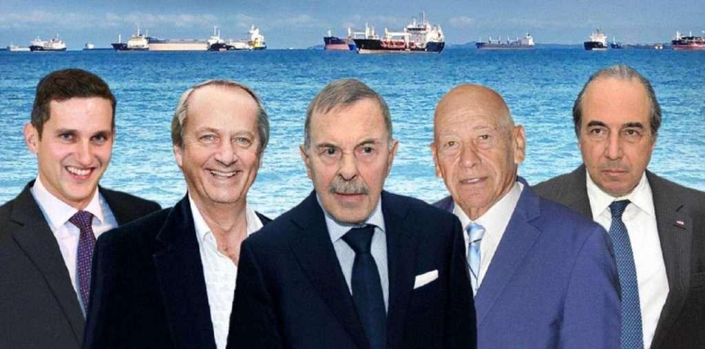 Ελληνόκτητος Στόλος-Το top-10 των Ελλήνων Εφοπλιστών