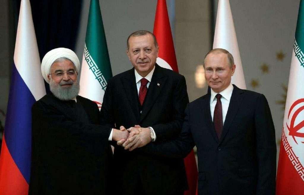 erdogan poutin iran