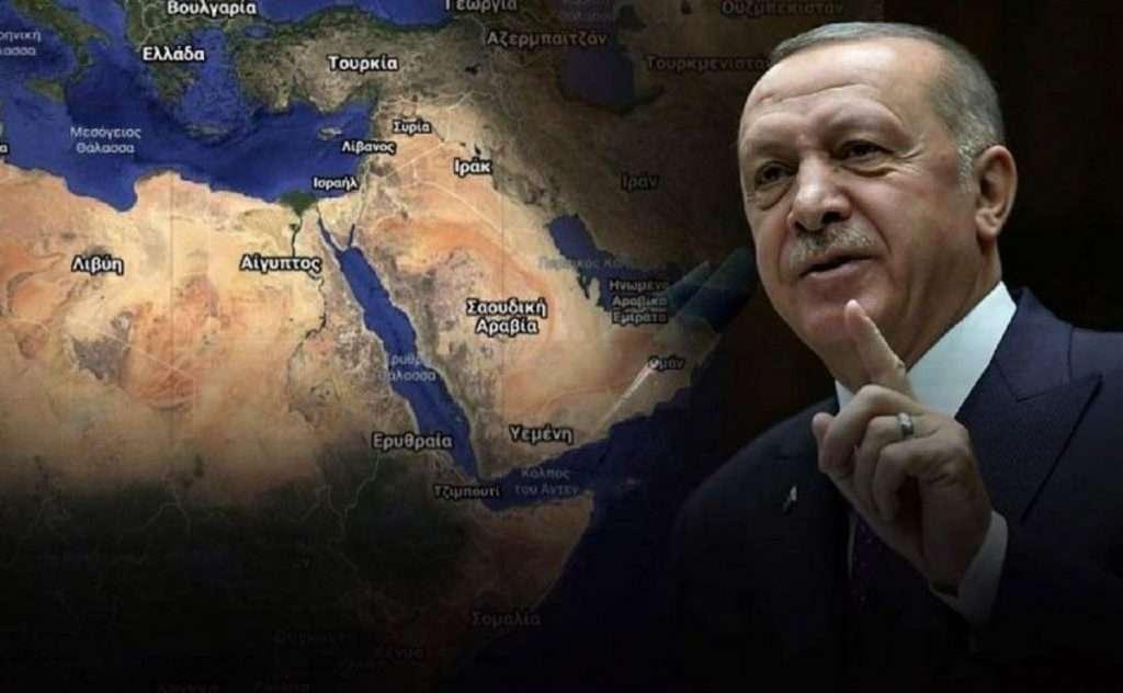 Αφρική | Η επιρροή της Τουρκίας του Ερντογάν στην Αφρική και o Covid