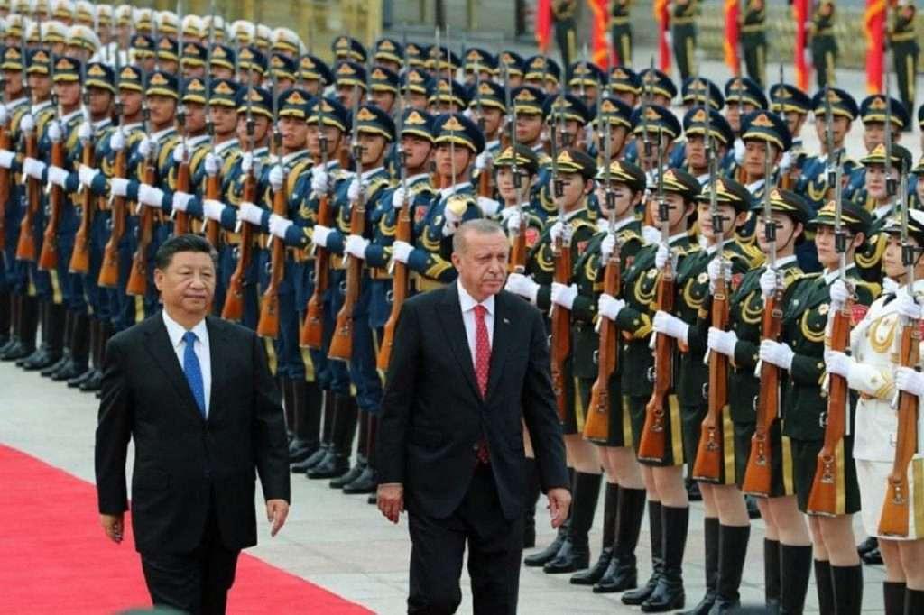 Τουρκία - Κίνα | Διαχείριση της μεγαλύτερης Κινεζικής Βάσης στην Μεσόγειο | Η Κίνα κατέκτησε την Τουρκία