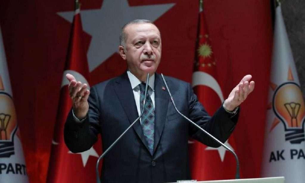 Ερντογάν | Ανεπαρκής η 'επίθεση φιλίας' του Ερντογάν στη Μέση Ανατολή