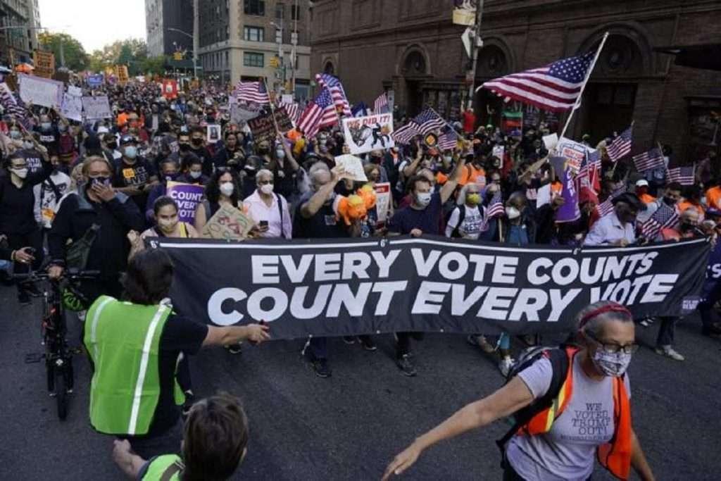Αμερικανικές Εκλογές 2020 | Καμία απόδειξη για νοθεία του αποτελέσματος, λένε οι αρχές