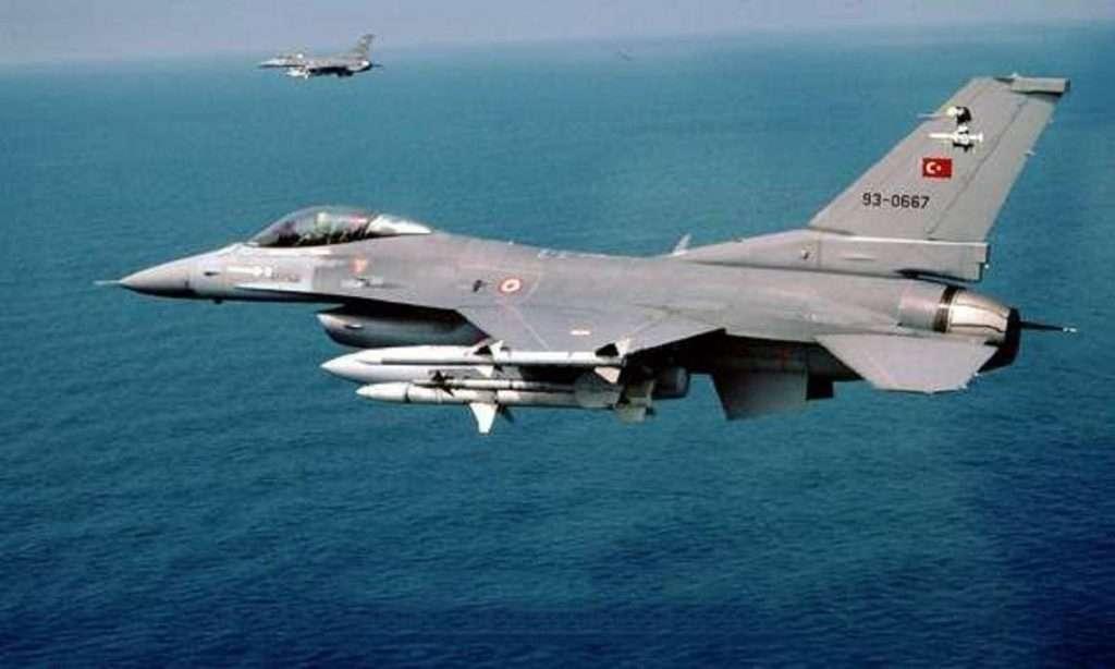 Eλληνοτουρικά | Μπήκαν οπλισμένα τουρκικά F-16 | Oι Ίκαροί μας τους εκδίωξαν