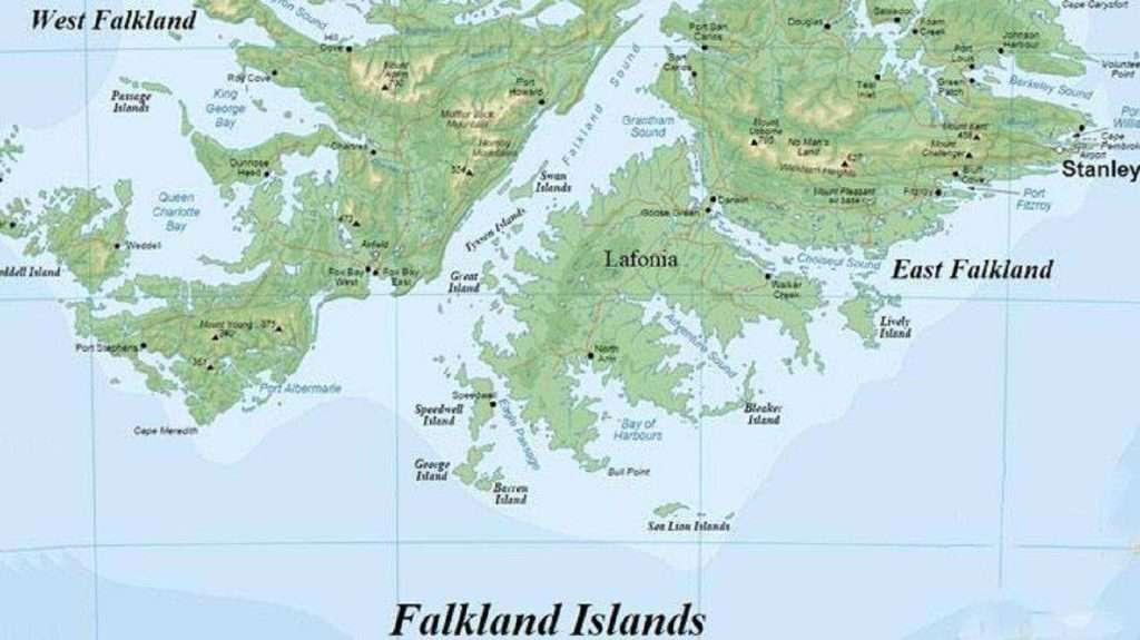 Τα Φώκλαντ δείχνουν το δρόμο για την ΑΟΖ στο Καστελόριζο