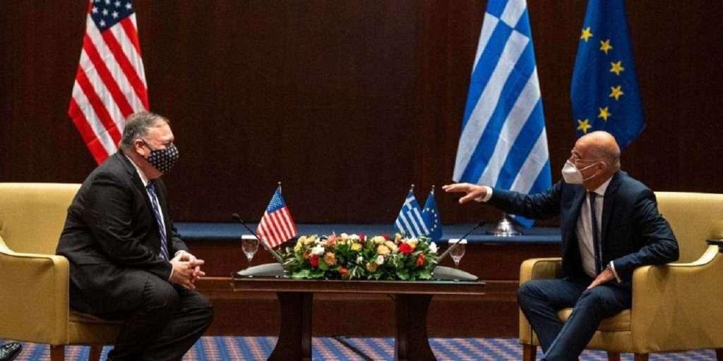 """ΗΠΑ - Ελλάδα - Τουρκία: Tέλος των ίσων αποστάσεων """"βλέπει"""" η Αθήνα"""