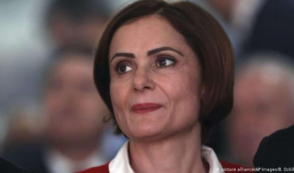 Καφταντσίογλου | Ποια είναι η γυναίκα που θέλει ο Ερντογάν στη φυλακή;