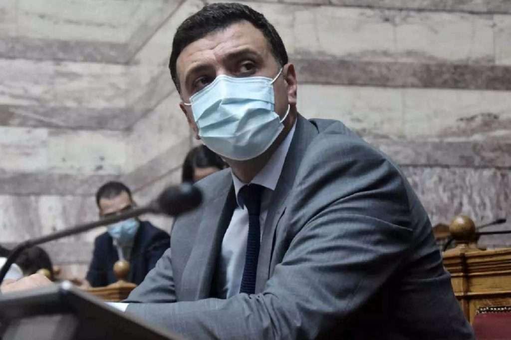 Κορονοϊός | Κικίλιας | Με μάσκα ως και την Άνοιξη του 2020