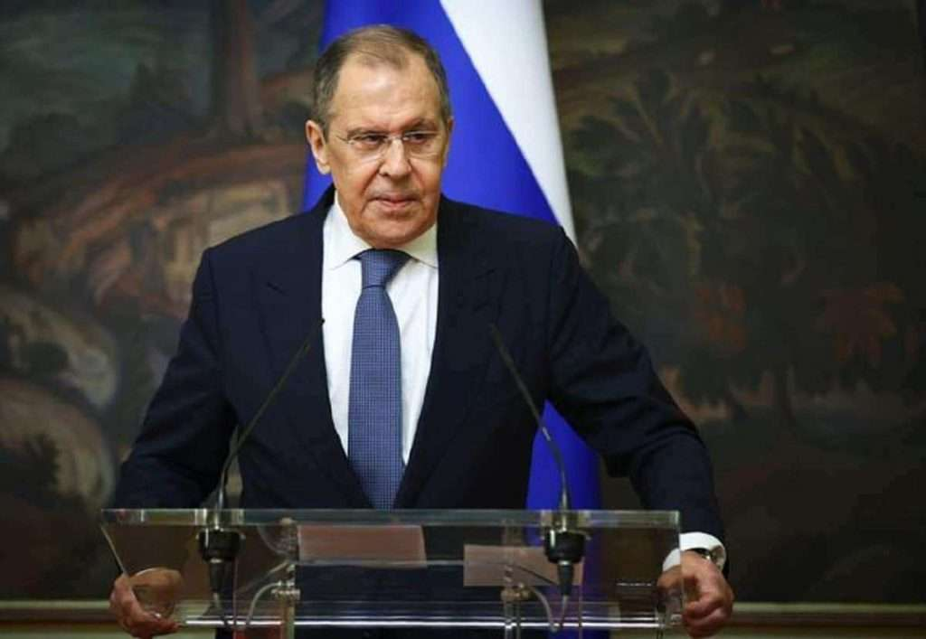 Άρθρο Λαβρόφ | Η υποκρισία της Δύσης και η διάλυση των αξιών