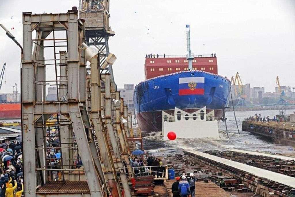 DSME και SHI έχουν ρωσικά παγοθραυστικά LNG πλοία στο 'στόχαστρο'