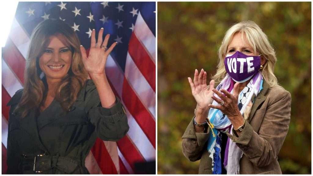 Αμερικανικές Εκλογές 2020   Οι σύζυγοι των υποψηφίων και ο ρόλος στις εκλογές