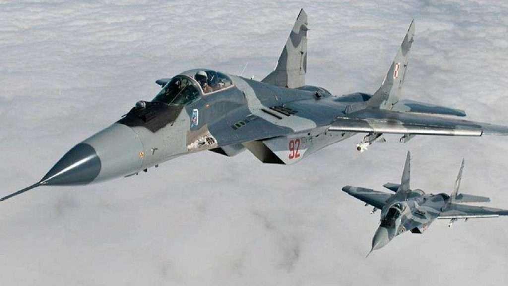 Ρωσικά μαχητικά MiG-29 κατέστρεψαν συστήματα αεράμυνας της Τουρκίας κοντά στη Σίρτη