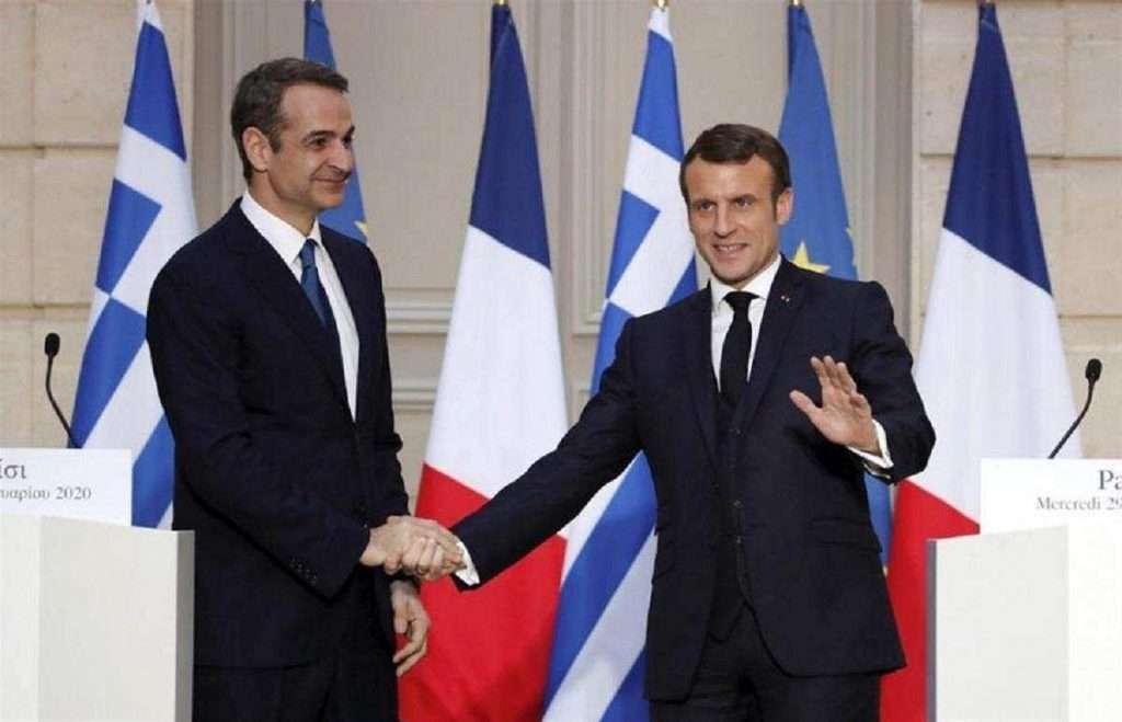 Yπογραφές Ελλάδας – Γαλλίας για τις φρεγάτες και την αμυντική συμφωνία