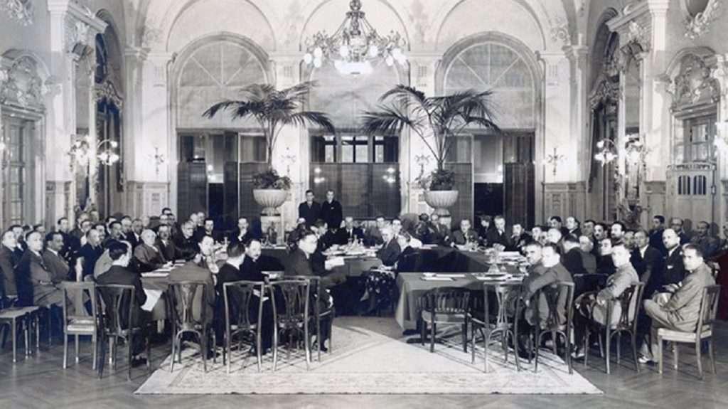 Συνθήκη του Μοντρέ   Τι είναι η Συνθήκη του Μοντρέ   Ο ρόλος Τουρκίας, ΗΠΑ, ΕΣΣΔ
