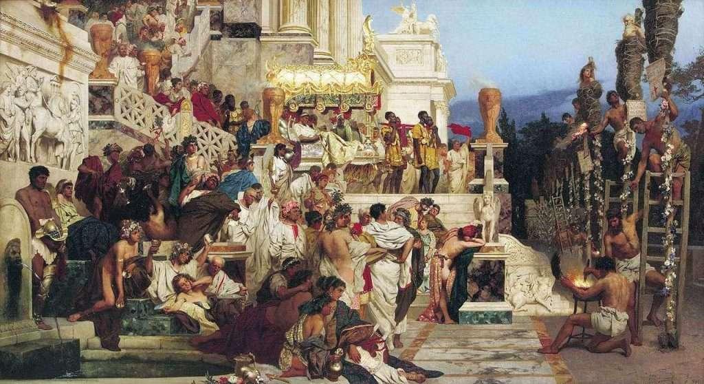 H Ρώμη καίγεται: H ευθύνη των πολιτών στο δημοκρατικό πολίτευμα