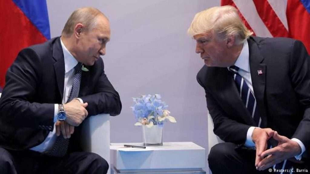 Πούτιν: Κίνα και Γερμανία γίνονται υπερδυνάμεις- Οι ΗΠΑ μικραίνουν