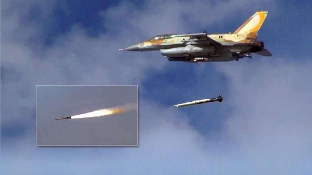 Ελληνοτουρκικά    «Rampage» και «Spice» από το Ισραήλ για την Πολεμική Αεροπορία