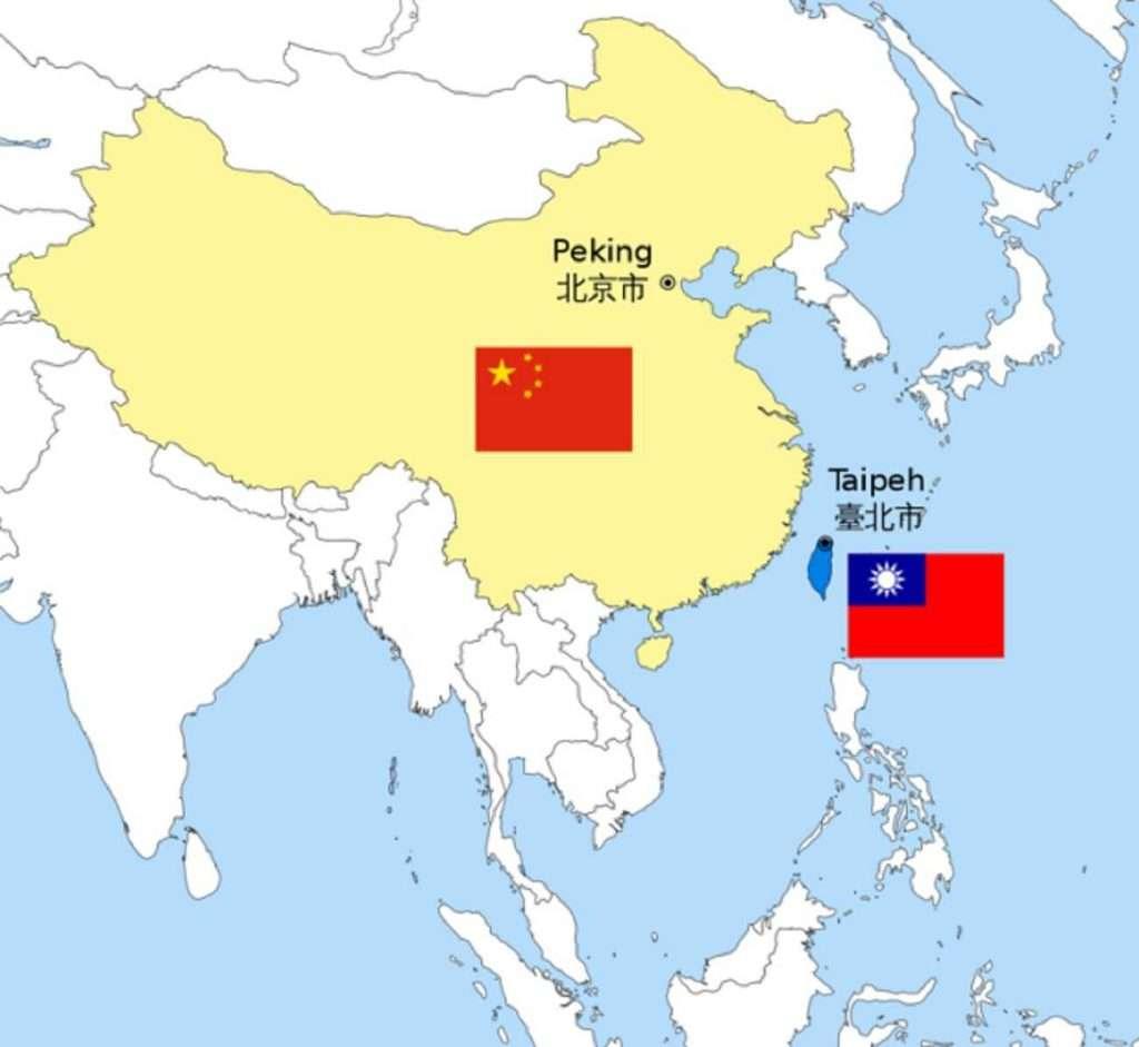 Ταϊβάν | Αν θες να γονατίσεις τη Δύση ...