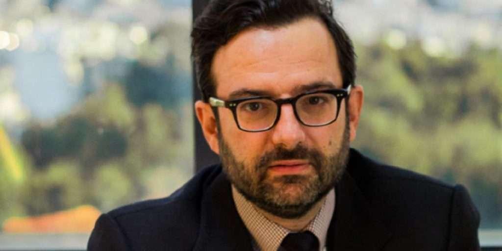 Ταραντίλης   Ποιος είναι ο νέος κυβερνητικός εκπρόσωπος  Χρήστος Ταραντίλης