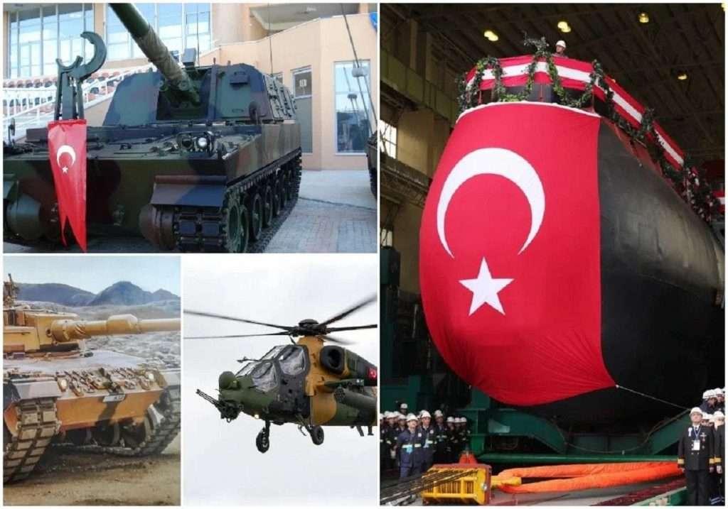 SIPRI | Οι αμυντικές δαπάνες της Τουρκίας μειώθηκαν κατά 5%