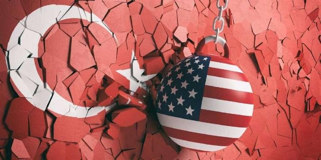 ΗΠΑ - Τουρκία |  Η Ουάσιγκτον... φιλούσε υπέροχα