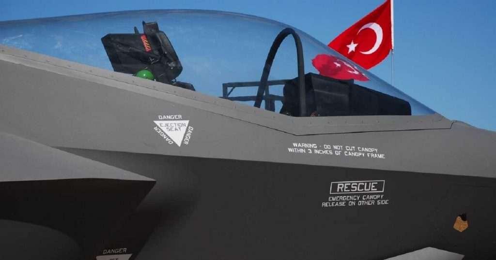 Τούρκοι για F-35 | Δεν θα έχουμε αεροπορική υπεροχή χωρίς τα stealth F-35