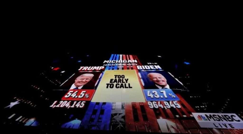 Αμερικανικές Εκλογές 2020 | «Κλοπή» λέει ο Τραμπ | Ο Mπάιντεν μια ανάσα από τη νίκη