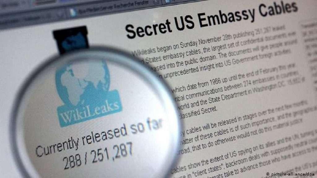 Wikileaks | 10 χρόνια από τις διαρροές της Wikileaks