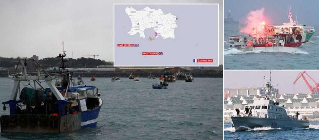 Τζέρσεϊ | Στα πρόθυρα σύγκρουσης Βρετανία και Γαλλία για το ψάρεμα στο νησάκι