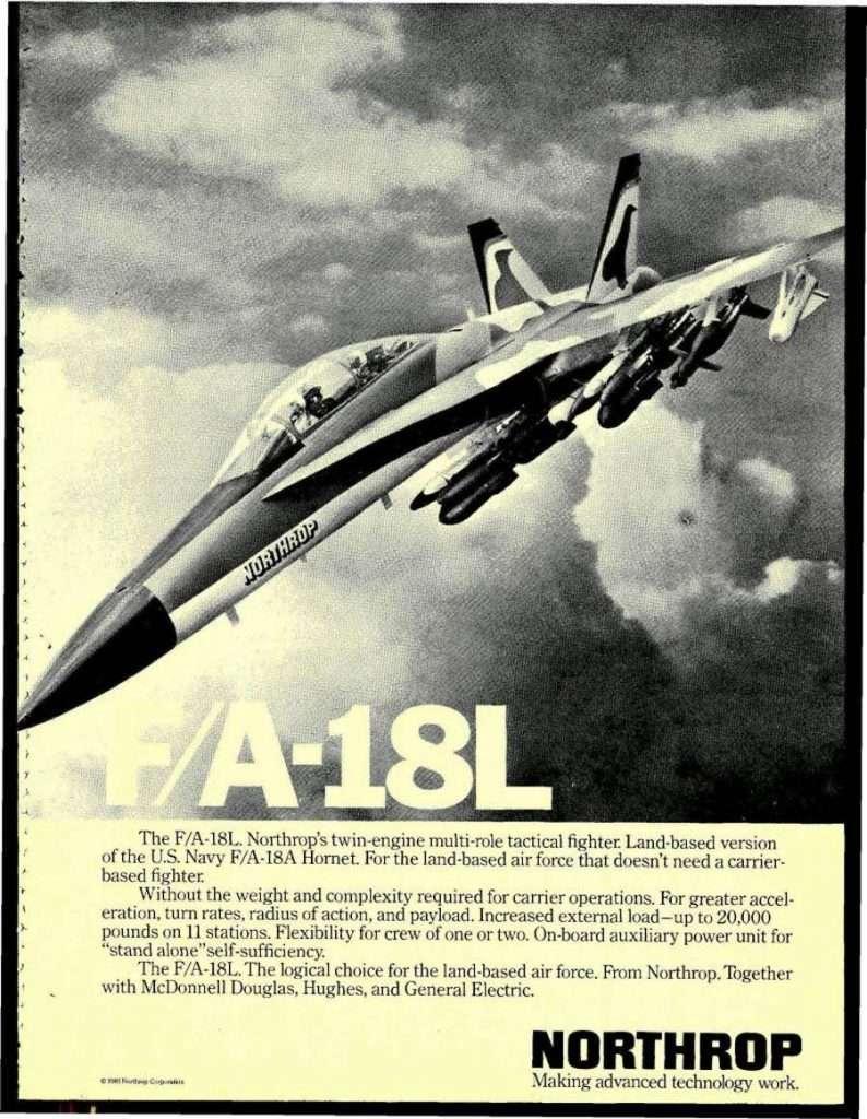 FA 18L f 18