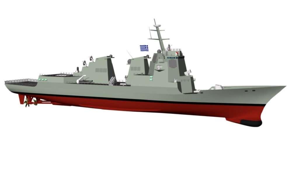 Παρουσίαση της πρότασης της Gibbs & Cox για νέα πλοία, ενδιάμεση λύση και ΕΜΖ των MEKO-200