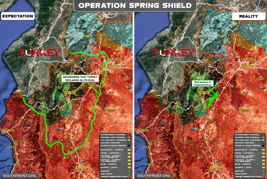 Operation Spring Shield 1