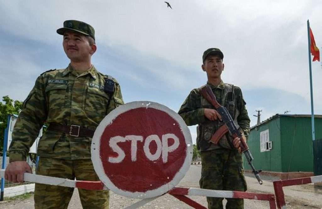 Κεντρική Ασία | Ενδιαφέρει άμεσα Ρωσία και Κίνα | Οι εντάσεις στα σύνορα Κιργιστάν-Τατζικιστάν