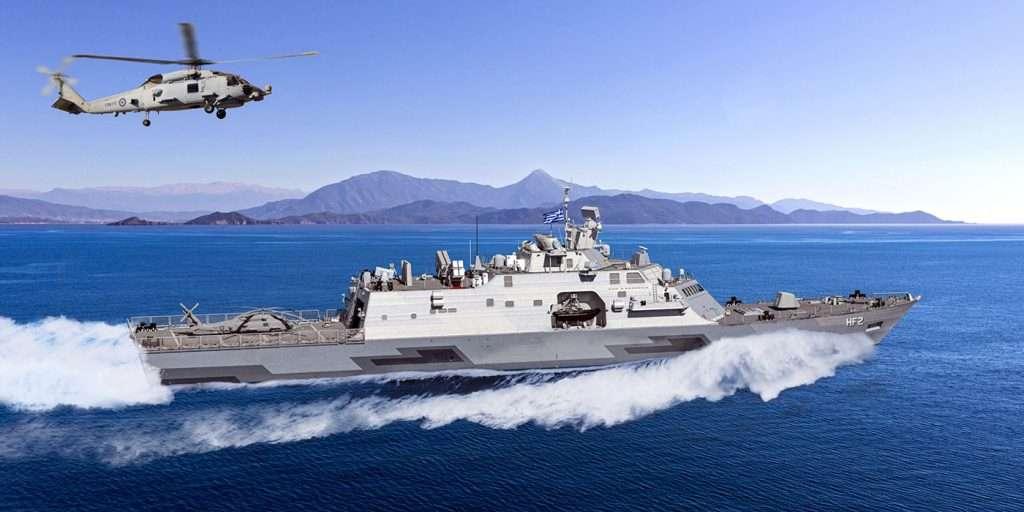Η πρόταση HF2 της Lockheed Martin για το πρόγραμμα νέων φρεγατών